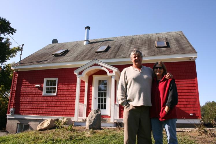 Betsy and Chuck Atkin