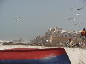 Essaouira desde el puerto