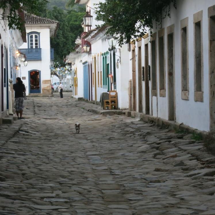 Calle típica Paraty