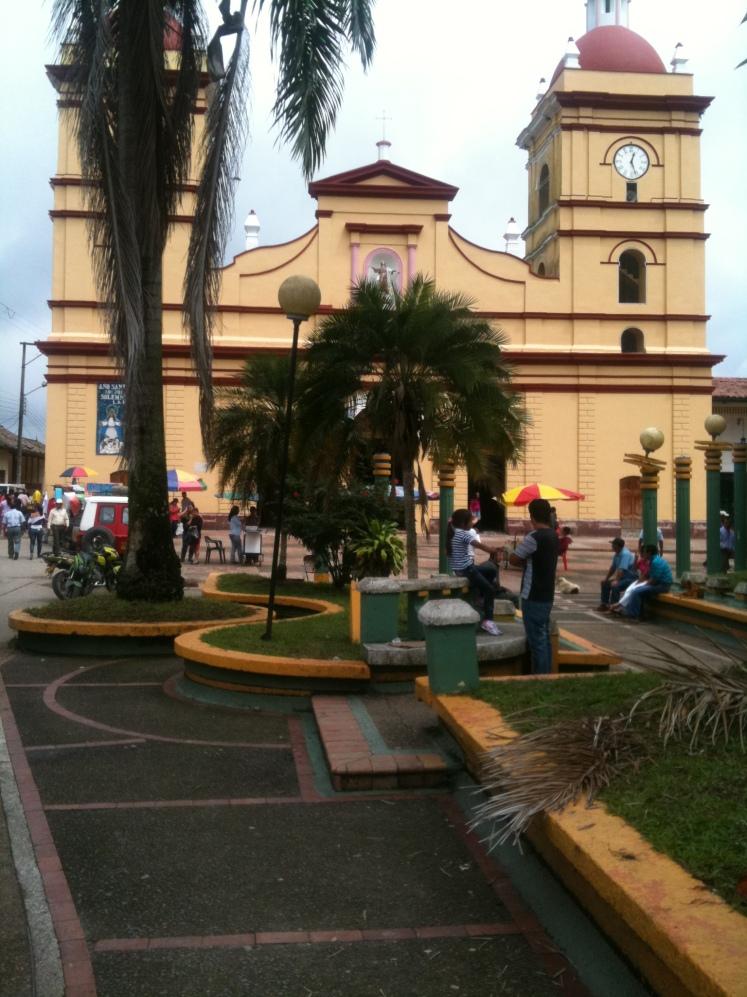 Plaza Principal de La Palma