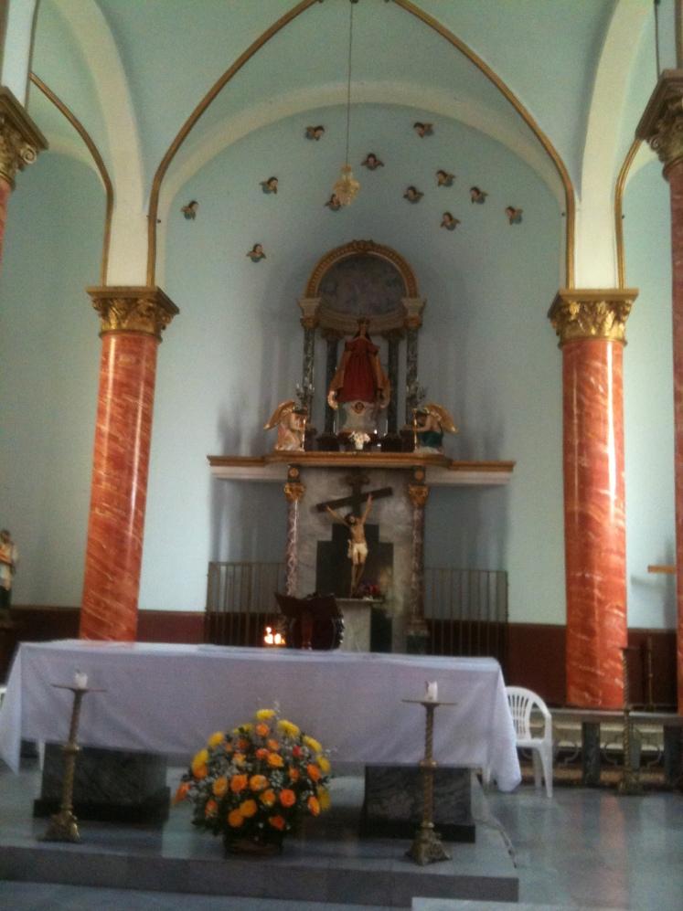 Virgen de la Asuncion de La Palma