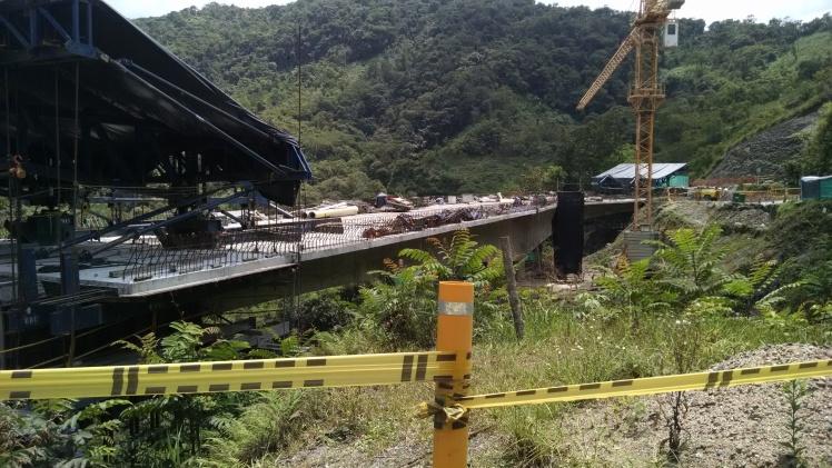 Este es el estilo de Viaductos que estan haciendo