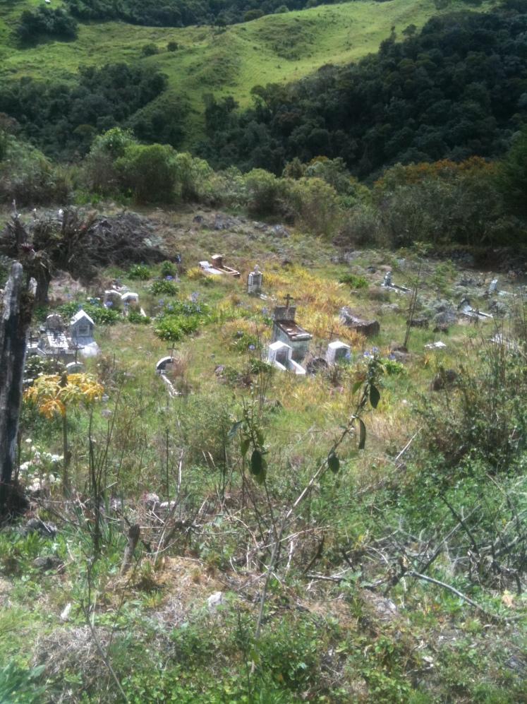 Cementerio de Nazareth