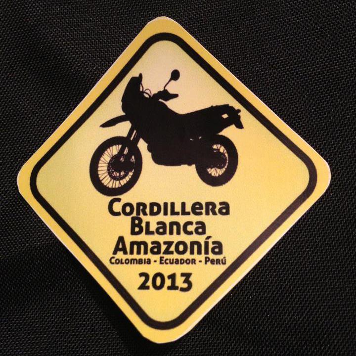 Cordillera Blanca Amazonia Logo