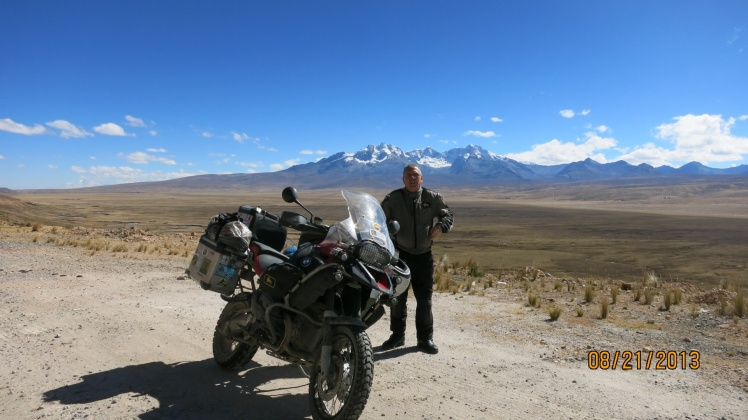 Altiplano de Huaraz, 4.050 msnm