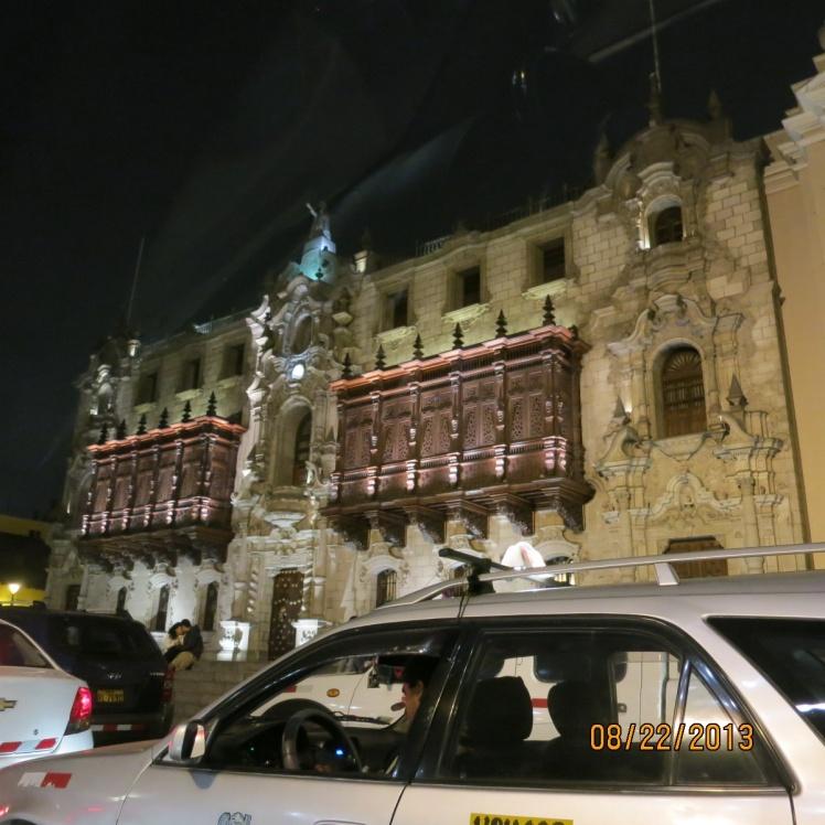 City Tour Nocturno