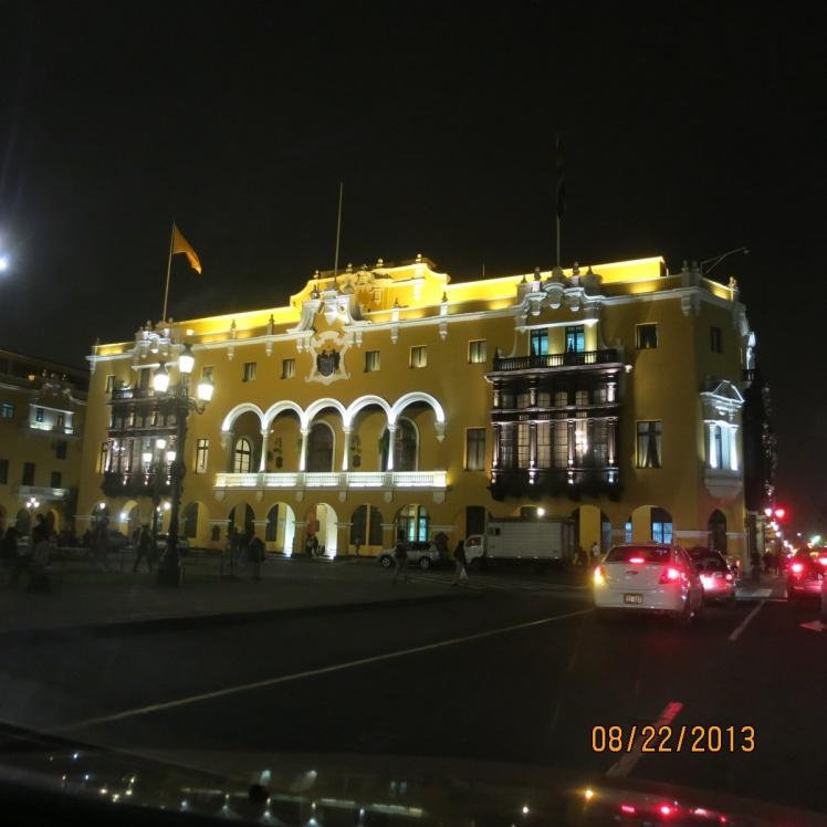 City Tour  -  Lima