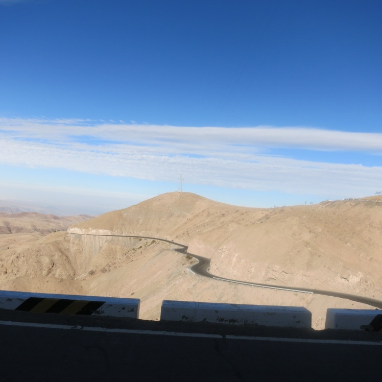 Saliendo de Nazca