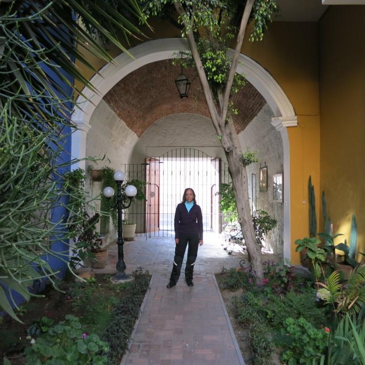 Hotelito de Arequipa