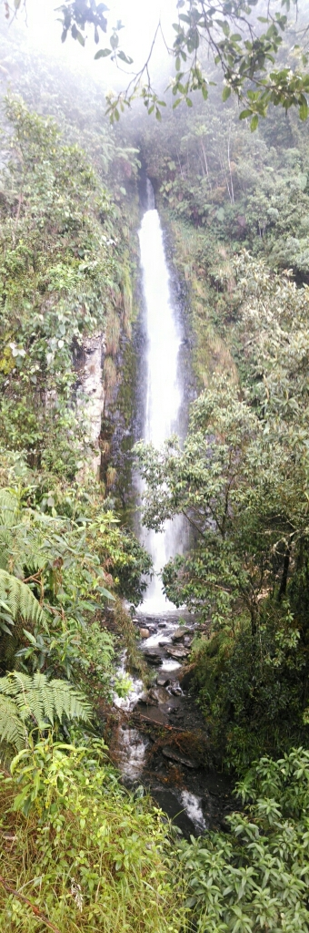 Peña de la Cascada