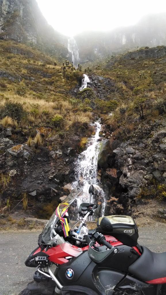 Numerosas cascadas