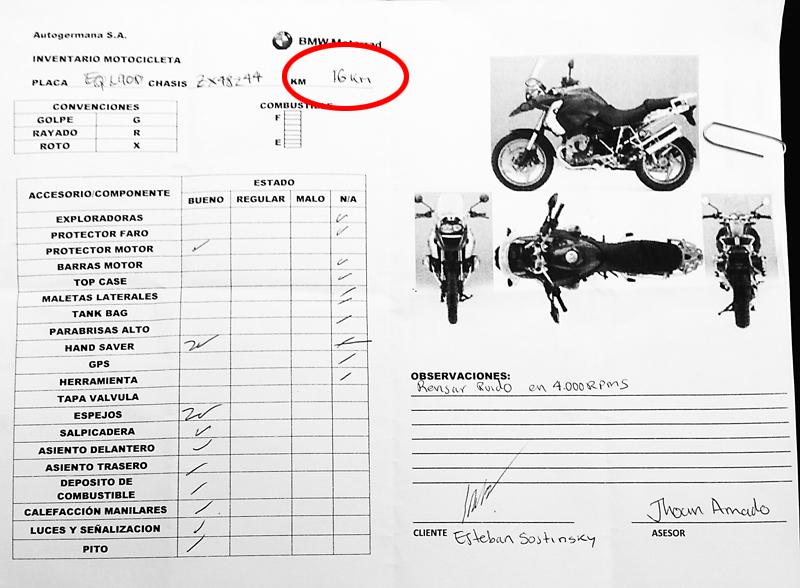 Costo para emplacar una moto 2016 en edo de mex 75 formato for Cuanto cuesta pintar una moto