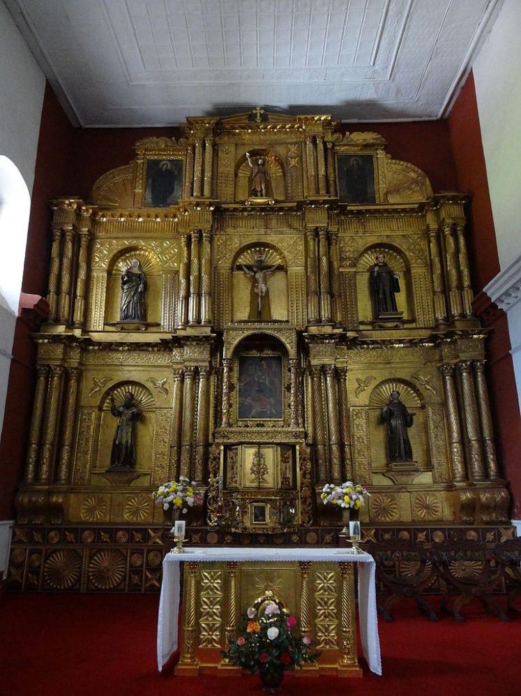 Altar de la Capilla
