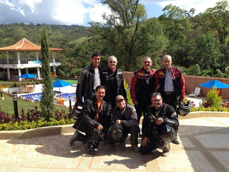 Grupo en el Hotel