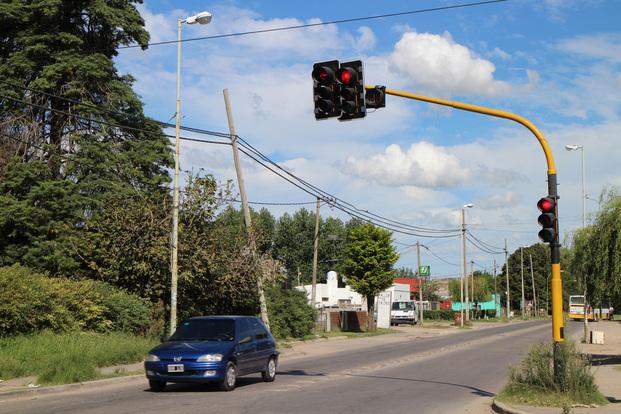 Camaras con los semáforos
