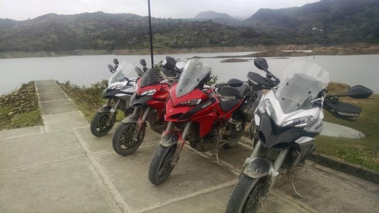 Muelle de Gachalá - Represa del Guavio