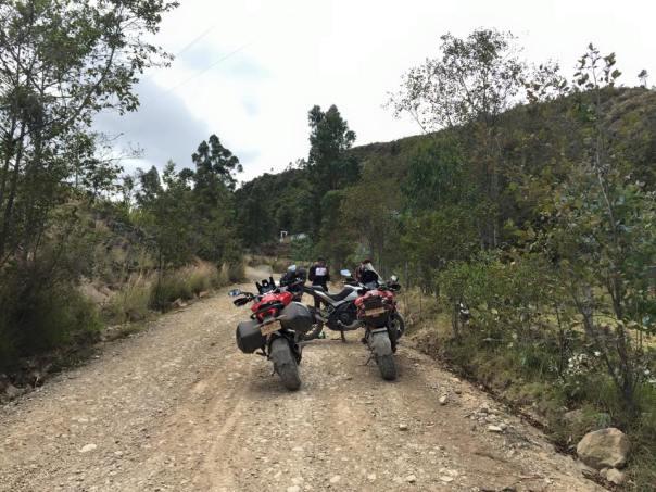 Camino a Ráquira - Foto archivo Diego Tobón