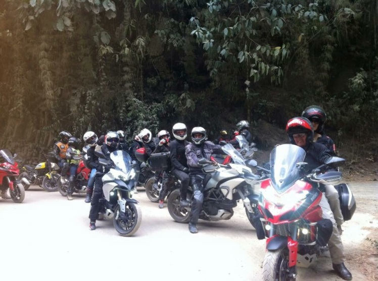 Grupo Off-road. Foto de Alejandro Ramírez