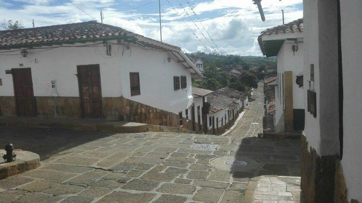 Calles de Barichara - Foto de Christian Gonzalez