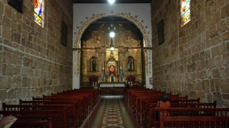 Iglesia Barichara 2 - DSR