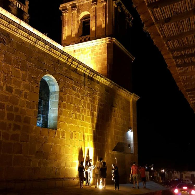 Iglesia Barichara - DSR