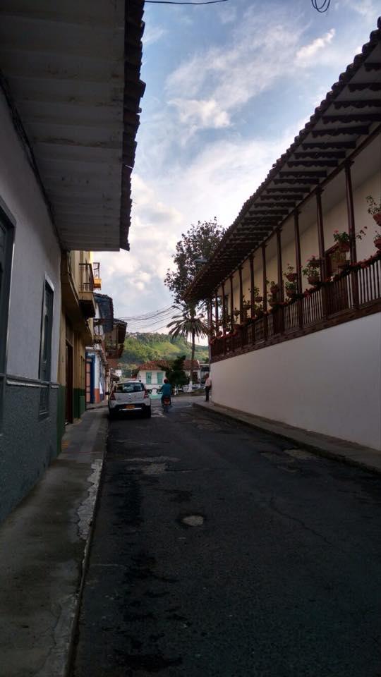 Calles Salamina