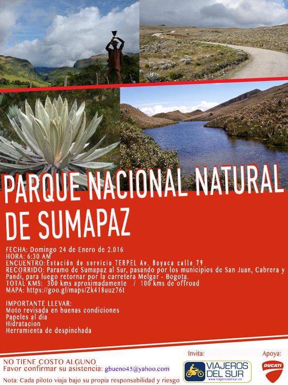 Salida al Paramo de Sumapaz