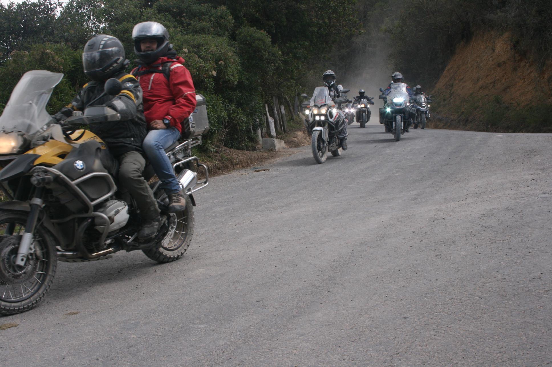 En la ruta - Foto de Catalina Bueno
