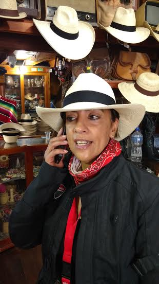 Sombrero Aguadeño clásico