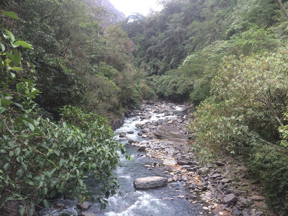 Afluentes del Rio Negro * Foto de Jaime Oviedo