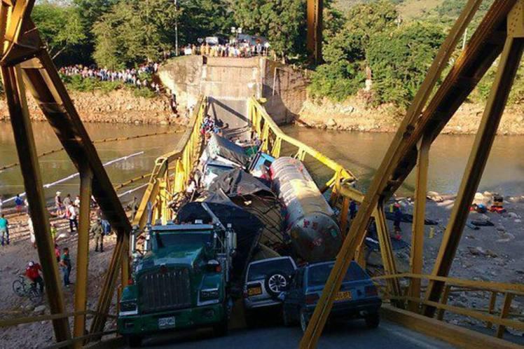 Puente Caido - Primera Etapa