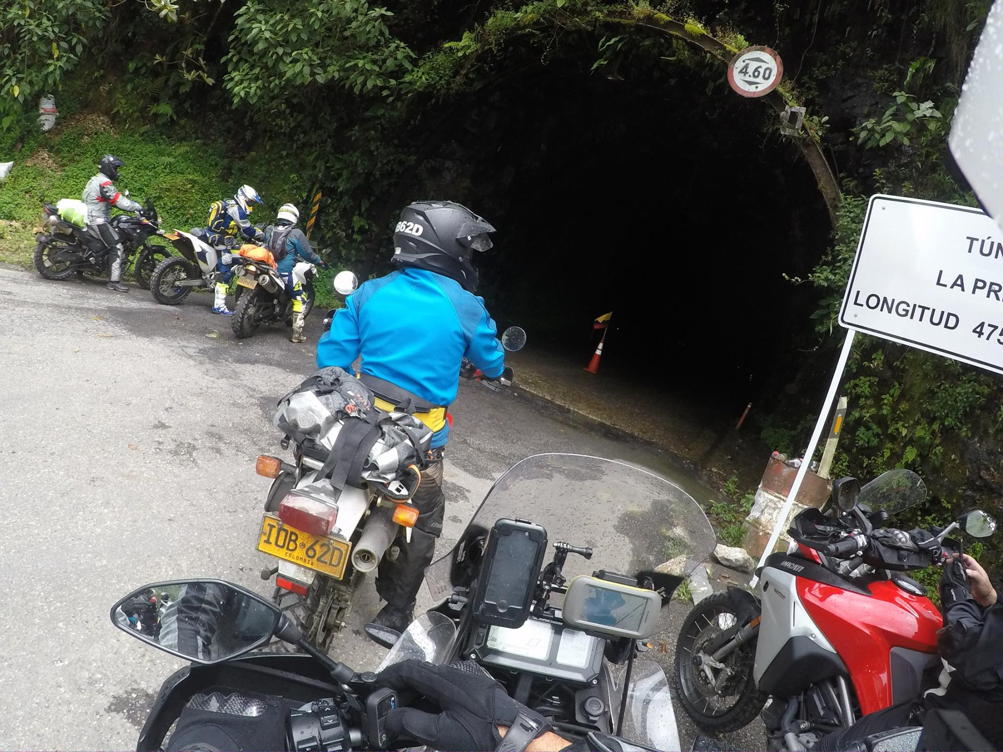 Tuneles del Chivor