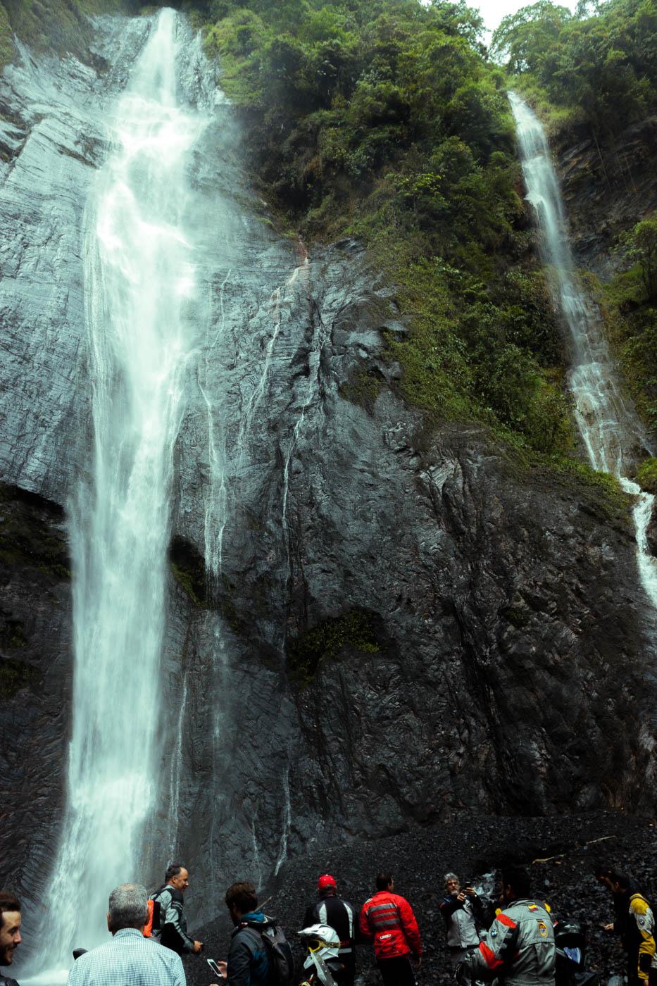 Cascada del Chivor - Foto de Yesid Terreros